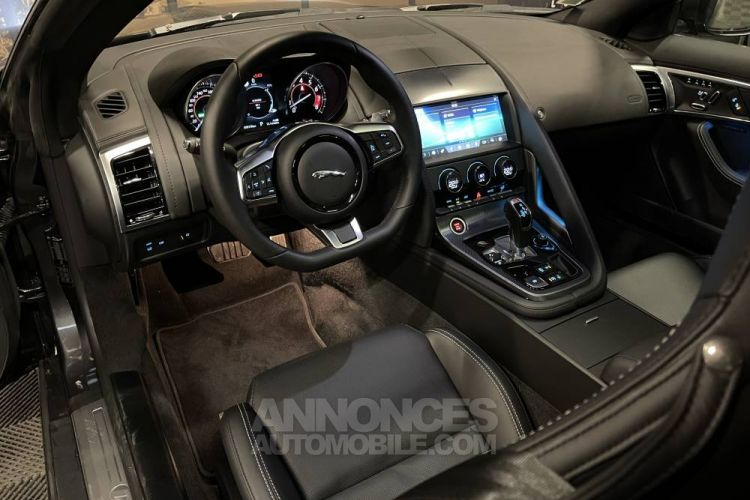 Jaguar F-Type S Coupé v6 3.0 380 R-dynamic - <small></small> 79.780 € <small>TTC</small> - #6