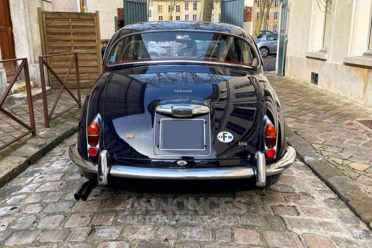 Jaguar MK2 340 - <small></small> 35.000 € <small>TTC</small> - #5