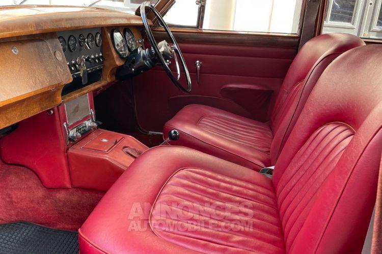 Jaguar MK2 340 - <small></small> 35.000 € <small>TTC</small> - #11