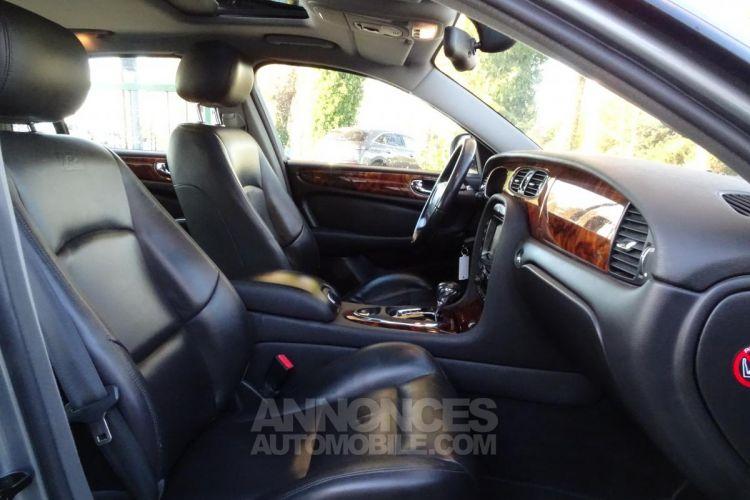 Jaguar XJ R 4.2i V8 Suralimenté - BVA R 2003 BERLINE . PHASE 1 - <small></small> 21.750 € <small>TTC</small> - #5