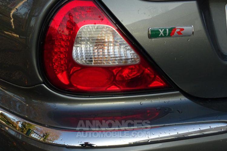Jaguar XJ R 4.2i V8 Suralimenté - BVA R 2003 BERLINE . PHASE 1 - <small></small> 21.750 € <small>TTC</small> - #19