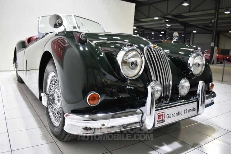 Jaguar XK 140 Roadster - <small></small> 119.900 € <small>TTC</small> - #10