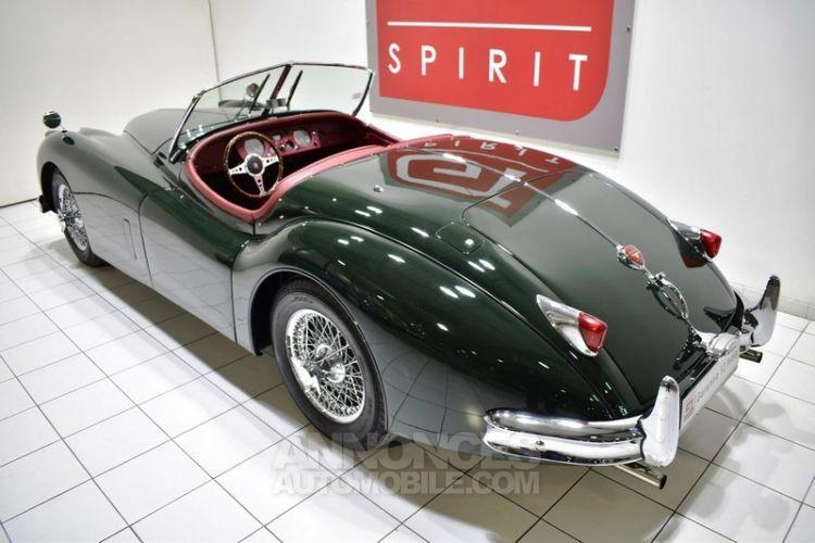 Jaguar XK 140 Roadster - <small></small> 119.900 € <small>TTC</small> - #15