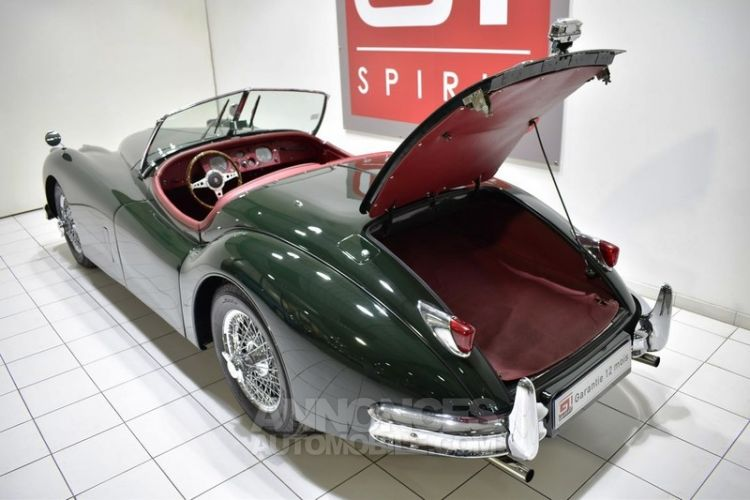 Jaguar XK 140 Roadster - <small></small> 119.900 € <small>TTC</small> - #16