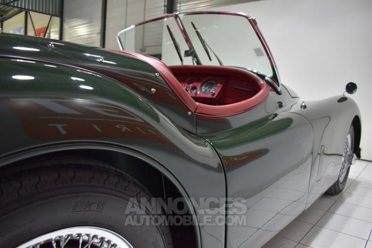 Jaguar XK 140 Roadster - <small></small> 119.900 € <small>TTC</small> - #20