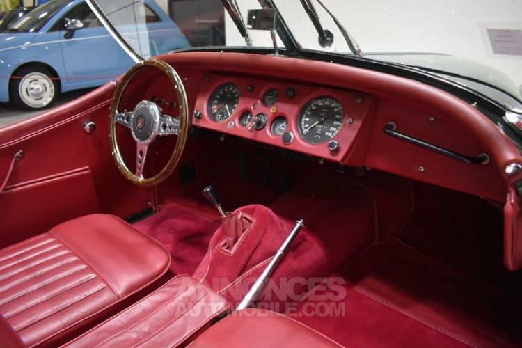 Jaguar XK 140 Roadster - <small></small> 119.900 € <small>TTC</small> - #33