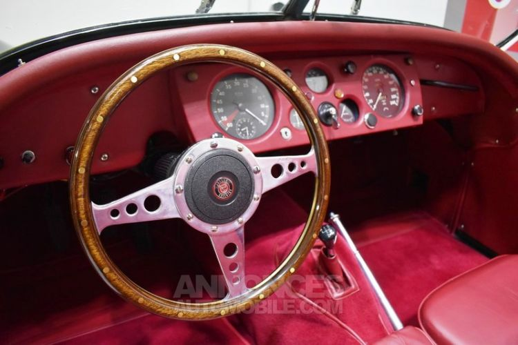 Jaguar XK 140 Roadster - <small></small> 119.900 € <small>TTC</small> - #37