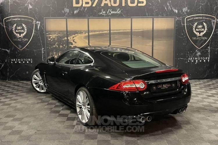 Jaguar XKR Coupé II (2) COUPE 5.0 510 BVA - <small></small> 42.780 € <small>TTC</small> - #4