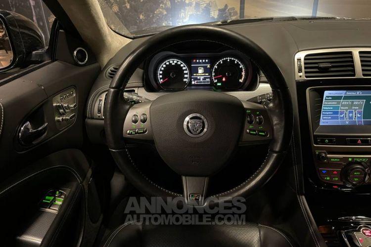 Jaguar XKR Coupé II (2) COUPE 5.0 510 BVA - <small></small> 42.780 € <small>TTC</small> - #9