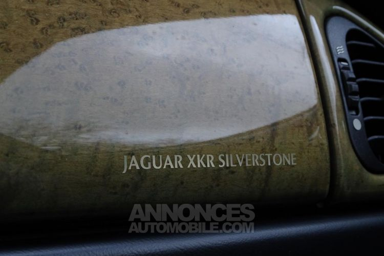 Jaguar XKR Silverstone BVA - <small></small> 26.870 € <small>TTC</small> - #17