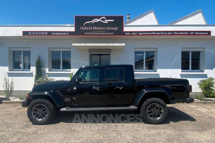 Jeep Gladiator 2021 Overland 3.0L V6 Turbo Diesel bva 8 cuir 76200 ttc - <small></small> 76.200 € <small>TTC</small> - #1