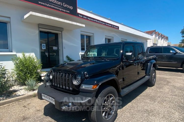 Jeep Gladiator 2021 Overland 3.0L V6 Turbo Diesel bva 8 cuir 76200 ttc - <small></small> 76.200 € <small>TTC</small> - #3