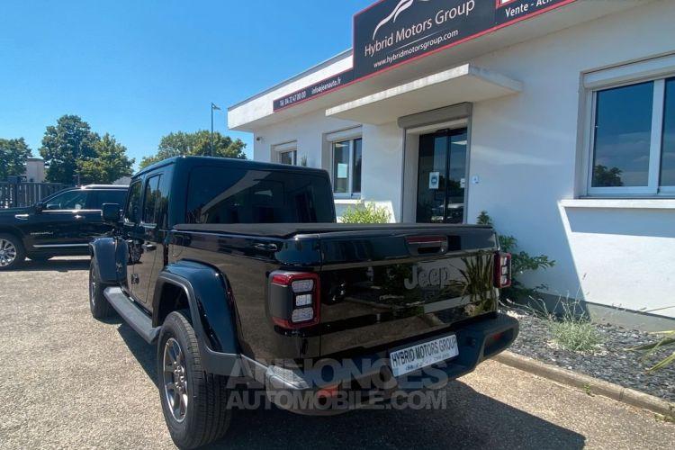 Jeep Gladiator 2021 Overland 3.0L V6 Turbo Diesel bva 8 cuir 76200 ttc - <small></small> 76.200 € <small>TTC</small> - #5