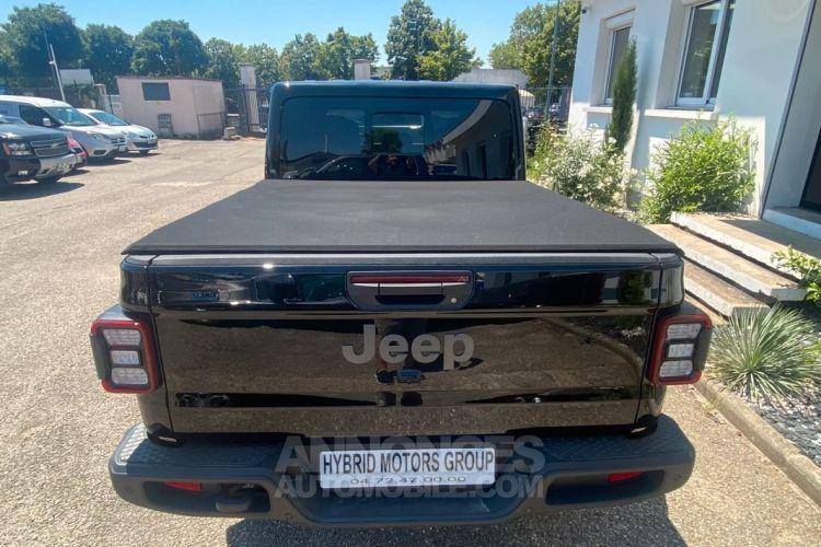 Jeep Gladiator 2021 Overland 3.0L V6 Turbo Diesel bva 8 cuir 76200 ttc - <small></small> 76.200 € <small>TTC</small> - #6