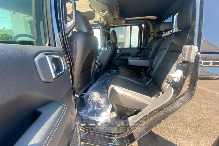 Jeep Gladiator 2021 Overland 3.0L V6 Turbo Diesel bva 8 cuir 76200 ttc - <small></small> 76.200 € <small>TTC</small> - #8