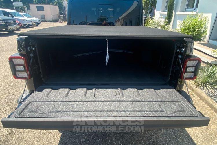 Jeep Gladiator 2021 Overland 3.0L V6 Turbo Diesel bva 8 cuir 76200 ttc - <small></small> 76.200 € <small>TTC</small> - #10