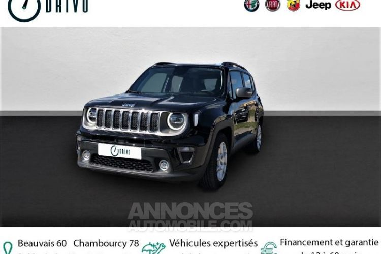Jeep Renegade 1.0 GSE T3 120ch Limited - <small></small> 19.480 € <small>TTC</small> - #1