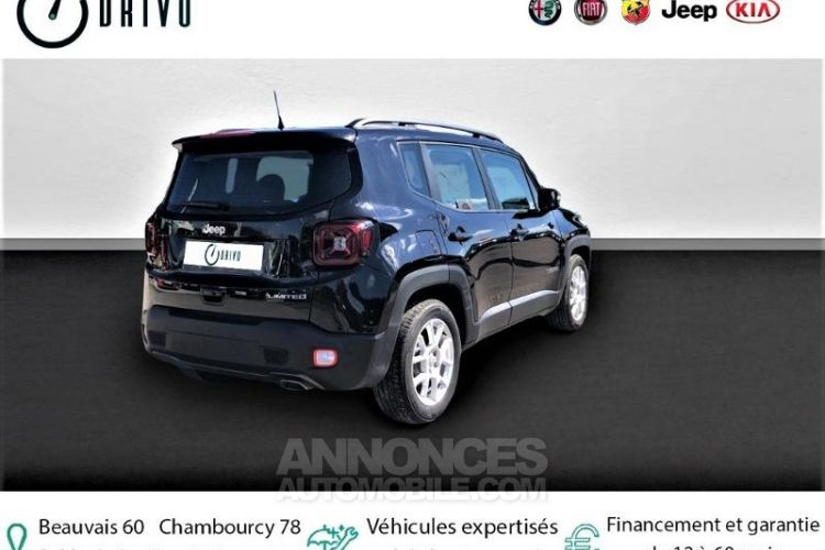 Jeep Renegade 1.0 GSE T3 120ch Limited - <small></small> 19.480 € <small>TTC</small> - #2