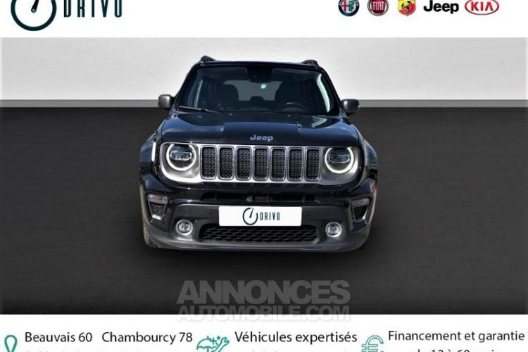 Jeep Renegade 1.0 GSE T3 120ch Limited - <small></small> 19.480 € <small>TTC</small> - #3