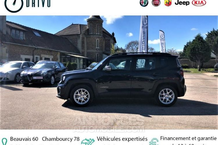Jeep Renegade 1.0 GSE T3 120ch Limited - <small></small> 19.480 € <small>TTC</small> - #4