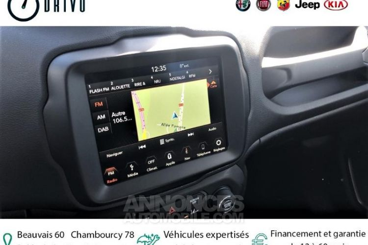 Jeep Renegade 1.0 GSE T3 120ch Limited - <small></small> 19.480 € <small>TTC</small> - #8