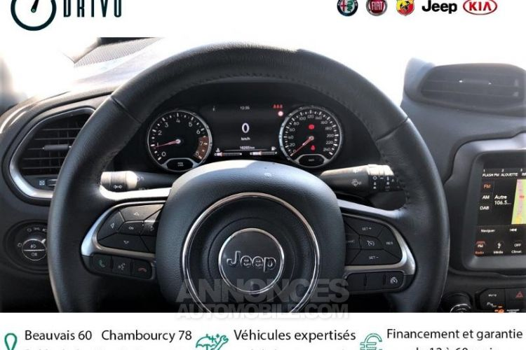 Jeep Renegade 1.0 GSE T3 120ch Limited - <small></small> 19.480 € <small>TTC</small> - #9