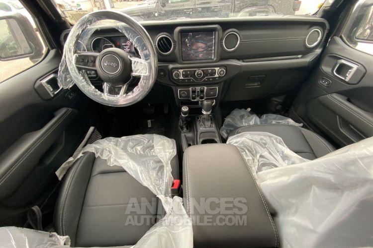 Jeep Wrangler GLADIATOR 2021 Overland 3.0L V6 Turbo Diesel bva 8 cuir 76 200 ttc - <small></small> 76.200 € <small>TTC</small> - #7