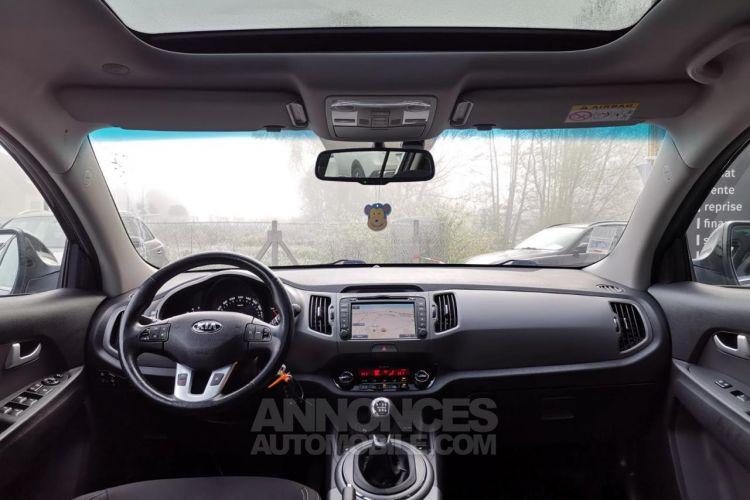 Kia SPORTAGE 1.7 CRDI 115 ISG 4X2 Série Limitée Révélation - <small></small> 10.990 € <small>TTC</small> - #13