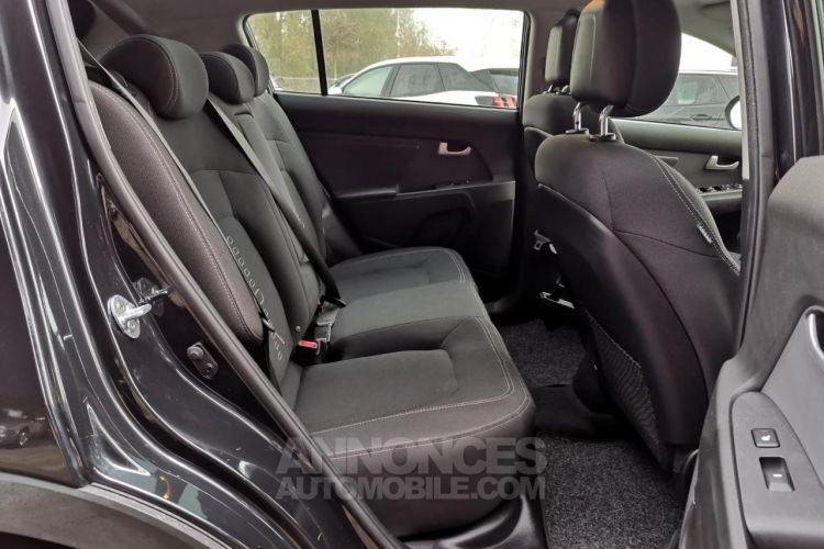 Kia SPORTAGE 1.7 CRDI 115 ISG 4X2 Série Limitée Révélation - <small></small> 10.990 € <small>TTC</small> - #19