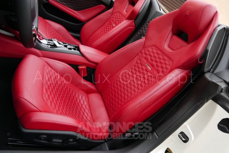 Lamborghini Huracan LP 610-4 Spyder, Caméra, Lift System, Sensonum, Film XPEL intégral - <small></small> 193.490 € <small>TTC</small> - #7