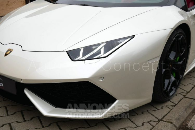 Lamborghini Huracan LP 610-4 Spyder, Caméra, Lift System, Sensonum, Film XPEL intégral - <small></small> 193.490 € <small>TTC</small> - #9