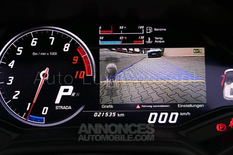 Lamborghini Huracan LP 610-4 Spyder, Caméra, Lift System, Sensonum, Film XPEL intégral - <small></small> 193.490 € <small>TTC</small> - #13