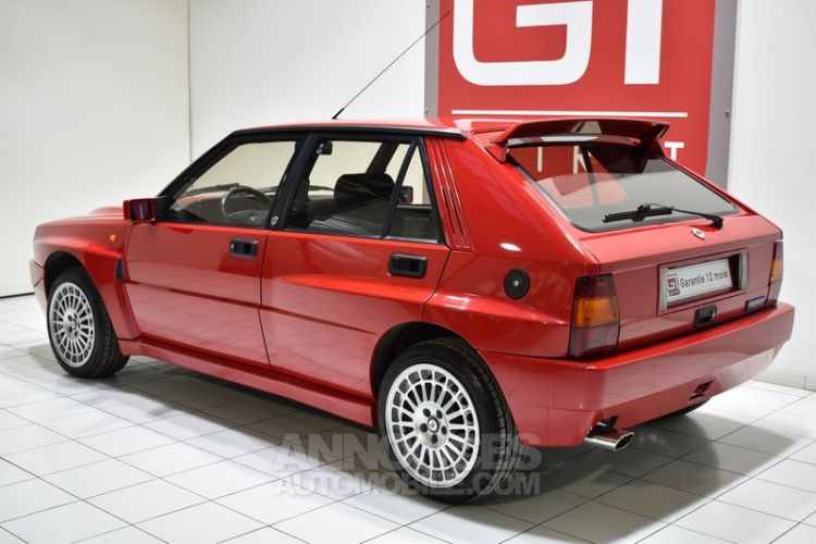 Lancia DELTA HF Intégrale Evo 1 - <small></small> 69.900 € <small>TTC</small> - #2