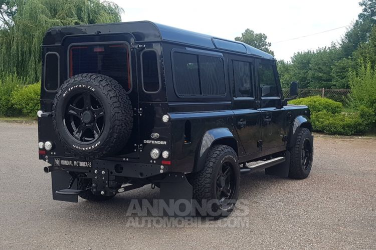 Land Rover Defender DEFENDER TD4 110 SW BLACK EDITION – 7 PLACES - <small></small> 71.900 € <small></small> - #5