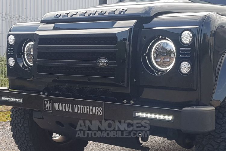 Land Rover Defender DEFENDER TD4 110 SW BLACK EDITION – 7 PLACES - <small></small> 71.900 € <small></small> - #8