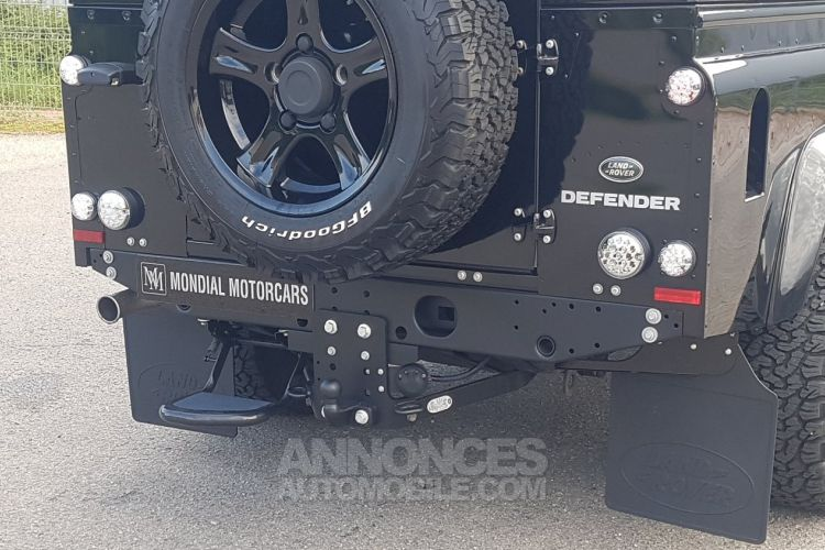 Land Rover Defender DEFENDER TD4 110 SW BLACK EDITION – 7 PLACES - <small></small> 71.900 € <small></small> - #10