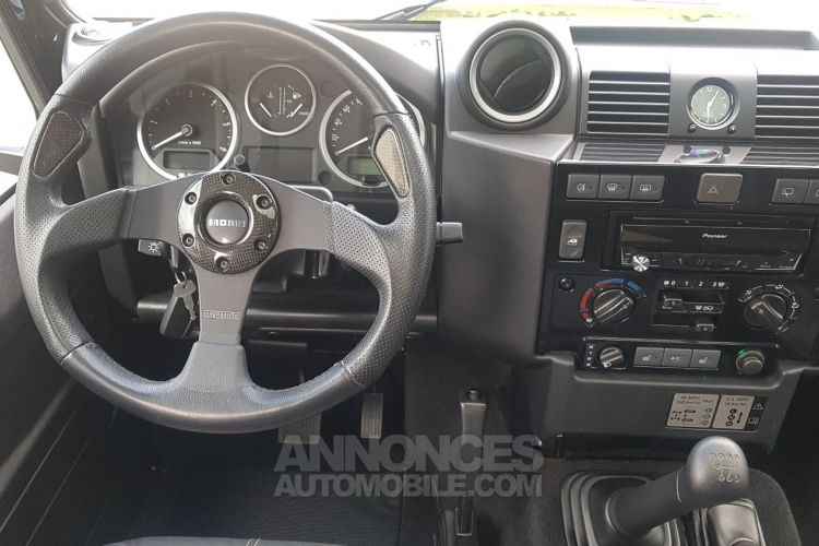 Land Rover Defender DEFENDER TD4 110 SW BLACK EDITION – 7 PLACES - <small></small> 71.900 € <small></small> - #19