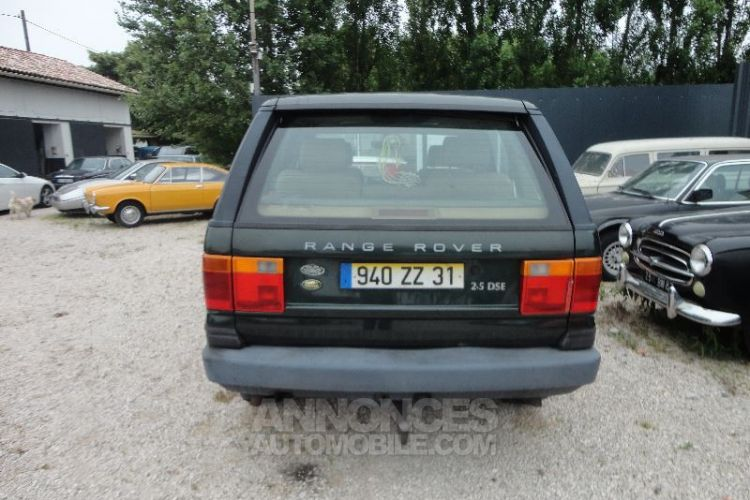 Land Rover Range Rover 2.5 DSE HOLLAND&HOLLAND BA / II / PH1 - <small></small> 2.500 € <small>TTC</small> - #6