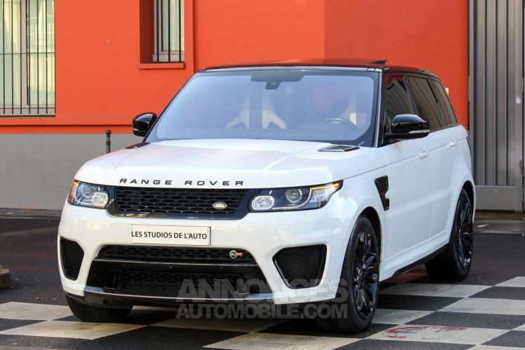 Land Rover Range Rover Sport II 5.0 V8 Supercharged 550 SVR Mark IV - <small></small> 66.950 € <small>TTC</small> - #1