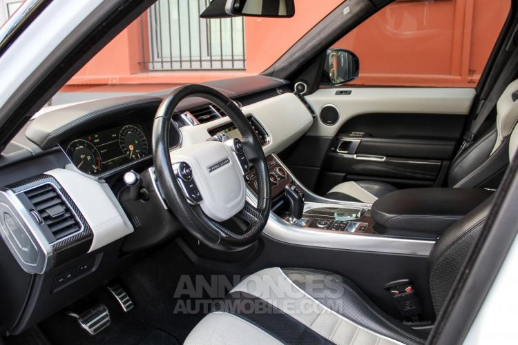 Land Rover Range Rover Sport II 5.0 V8 Supercharged 550 SVR Mark IV - <small></small> 66.950 € <small>TTC</small> - #7