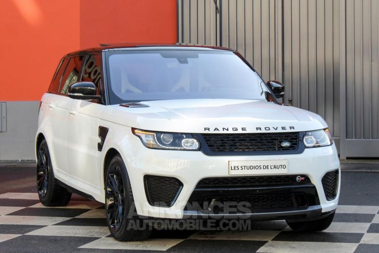 Land Rover Range Rover Sport II 5.0 V8 Supercharged 550 SVR Mark IV - <small></small> 66.950 € <small>TTC</small> - #21