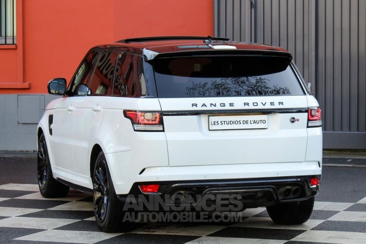 Land Rover Range Rover Sport II 5.0 V8 Supercharged 550 SVR Mark IV - <small></small> 66.950 € <small>TTC</small> - #22