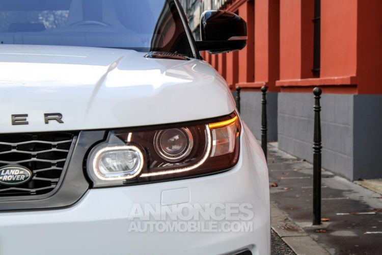 Land Rover Range Rover Sport II 5.0 V8 Supercharged 550 SVR Mark IV - <small></small> 66.950 € <small>TTC</small> - #25
