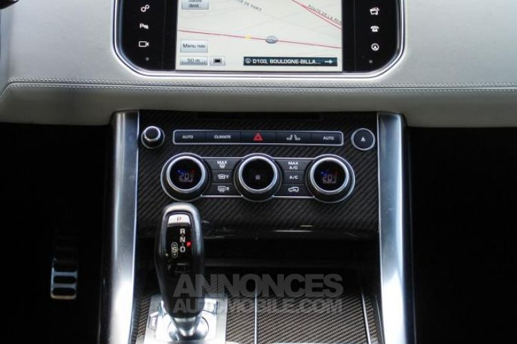 Land Rover Range Rover Sport II 5.0 V8 Supercharged 550 SVR Mark IV - <small></small> 66.950 € <small>TTC</small> - #34