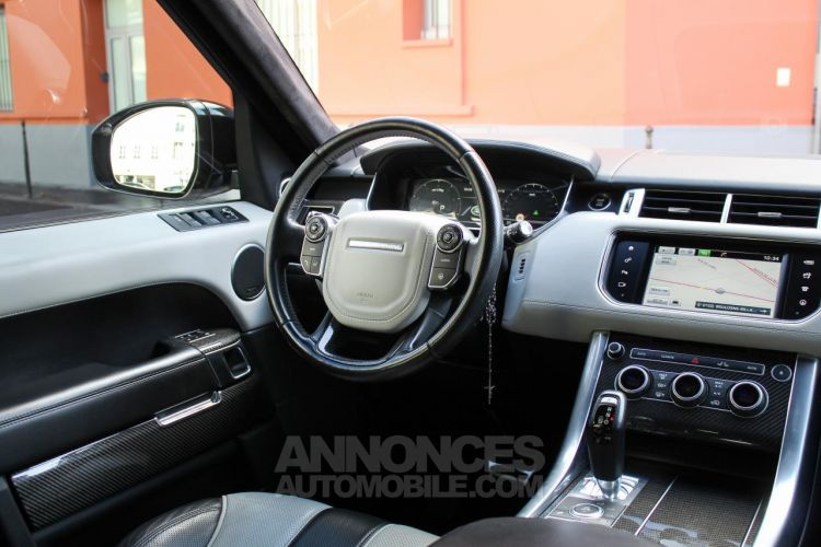 Land Rover Range Rover Sport II 5.0 V8 Supercharged 550 SVR Mark IV - <small></small> 66.950 € <small>TTC</small> - #35