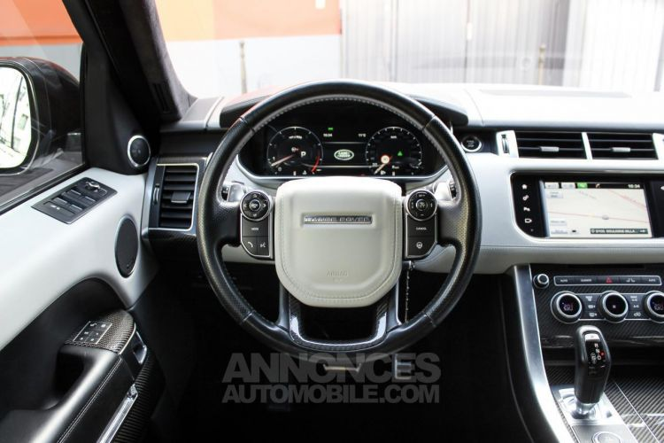 Land Rover Range Rover Sport II 5.0 V8 Supercharged 550 SVR Mark IV - <small></small> 66.950 € <small>TTC</small> - #36