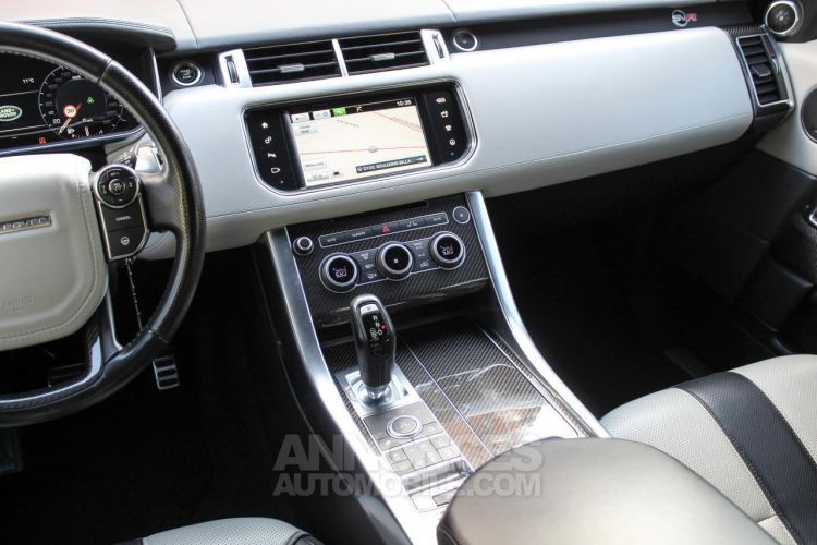 Land Rover Range Rover Sport II 5.0 V8 Supercharged 550 SVR Mark IV - <small></small> 66.950 € <small>TTC</small> - #37