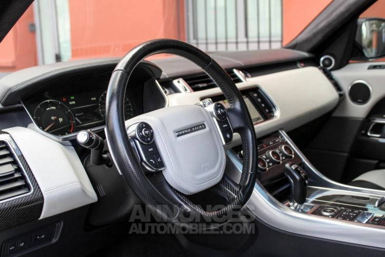 Land Rover Range Rover Sport II 5.0 V8 Supercharged 550 SVR Mark IV - <small></small> 66.950 € <small>TTC</small> - #38