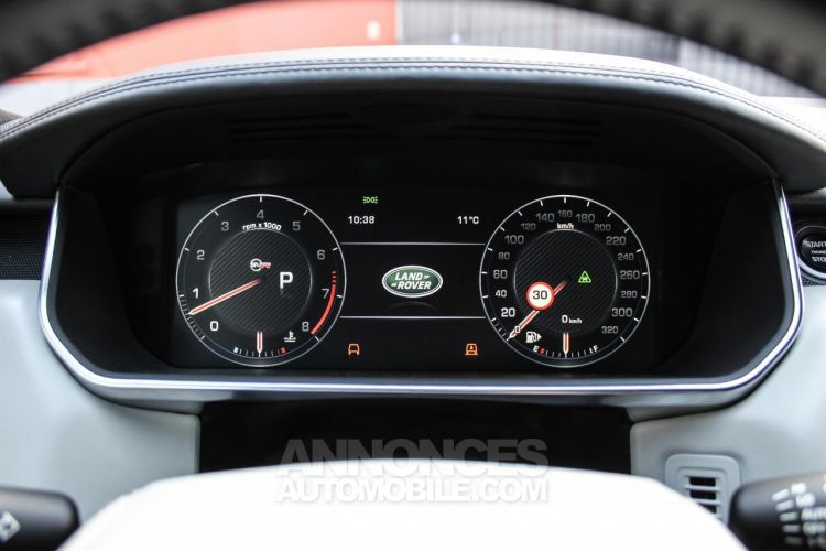 Land Rover Range Rover Sport II 5.0 V8 Supercharged 550 SVR Mark IV - <small></small> 66.950 € <small>TTC</small> - #43