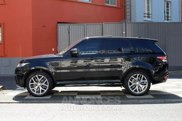 Land Rover Range Rover Sport II 5.0 V8 Supercharged 550ch SVR Mark V - <small></small> 69.950 € <small>TTC</small> - #3
